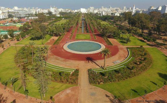 parc ligue arabe casablanca