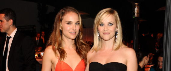 REESE WITHERSPOON AND NATALIE PORTMAN