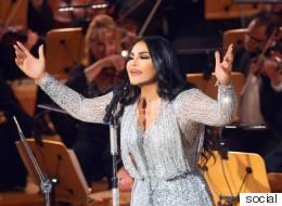 المغنية الإماراتية أحلام ترغب في تحقيق أمنية واحدة في العام الجديد.. ماهي يا ترى؟