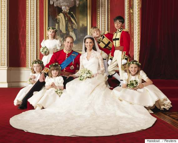 the wedding of kate and william