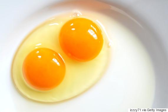 double yolk