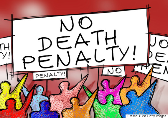 anti death penalty