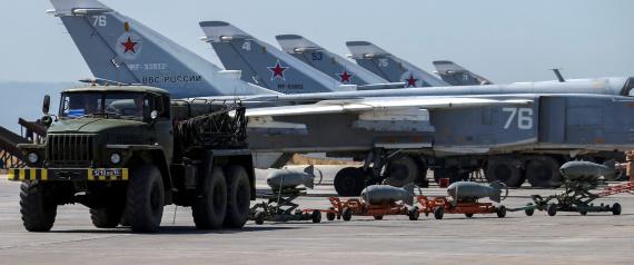 SYRIAN AIR FORCE BASE