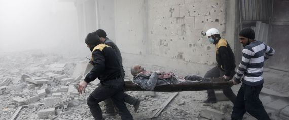 SYRIA GHOUTA