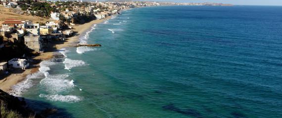 ORAN ALGERIA SEA