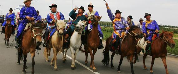 MONGOLIA SINGING