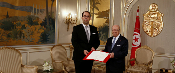 CAID ESSEBSI CHAHED