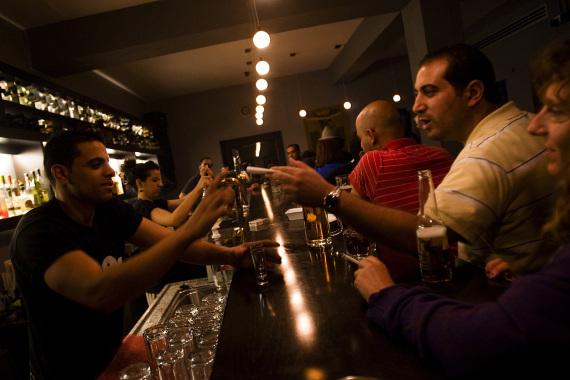 ramallah bar