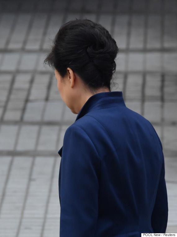 geun hye park