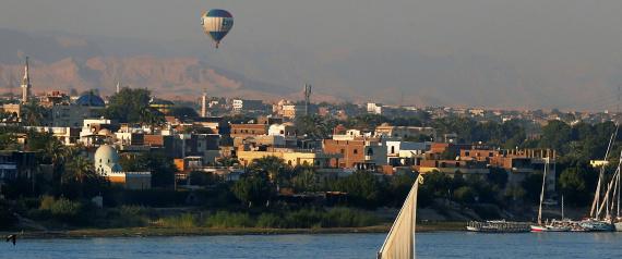 BALLOON OF EGYPT