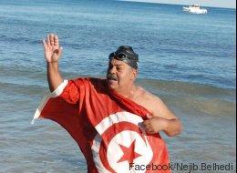 Le nageur en eau libre Nejib Belhedi représentera la Tunisie aux USA pour promouvoir ce sport en Tunisie