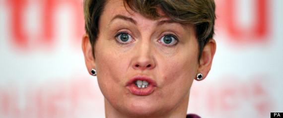 YVETTE COOPER NEXT FEMALE PRIME MINISTER