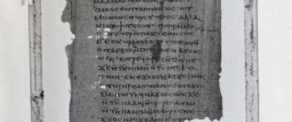 الكشف عن نسخة من تعاليم محظورة للمسيح في مصر n-TALYMALMSYHALMHZWR