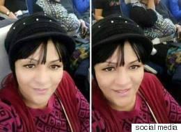 نشرت صورتها من داخل الطائرة.. فنانة جزائرية تحذف منشوراً من فيسبوك بعد اتهامها بالعنصرية