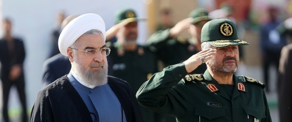 ROUHANI AND THE REVOLUTIONARY GUARD
