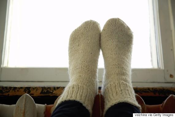 cold legs
