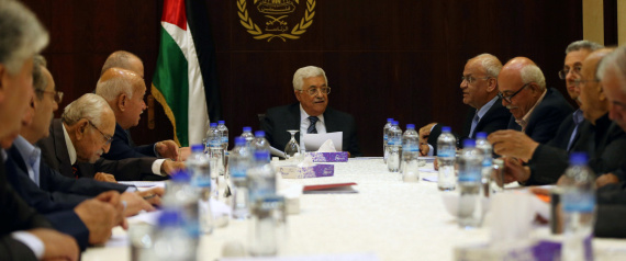 EXECUTIVE COMMITTEE OF THE PALESTINE LIBERATION OR