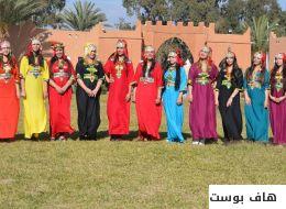 حسناوات مغربيات يتنافسن على لقب