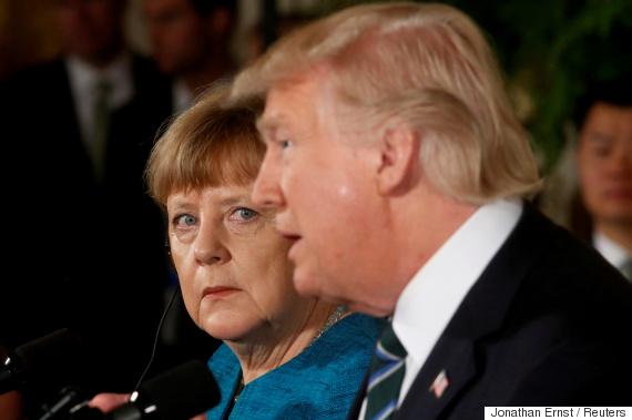 trump germany