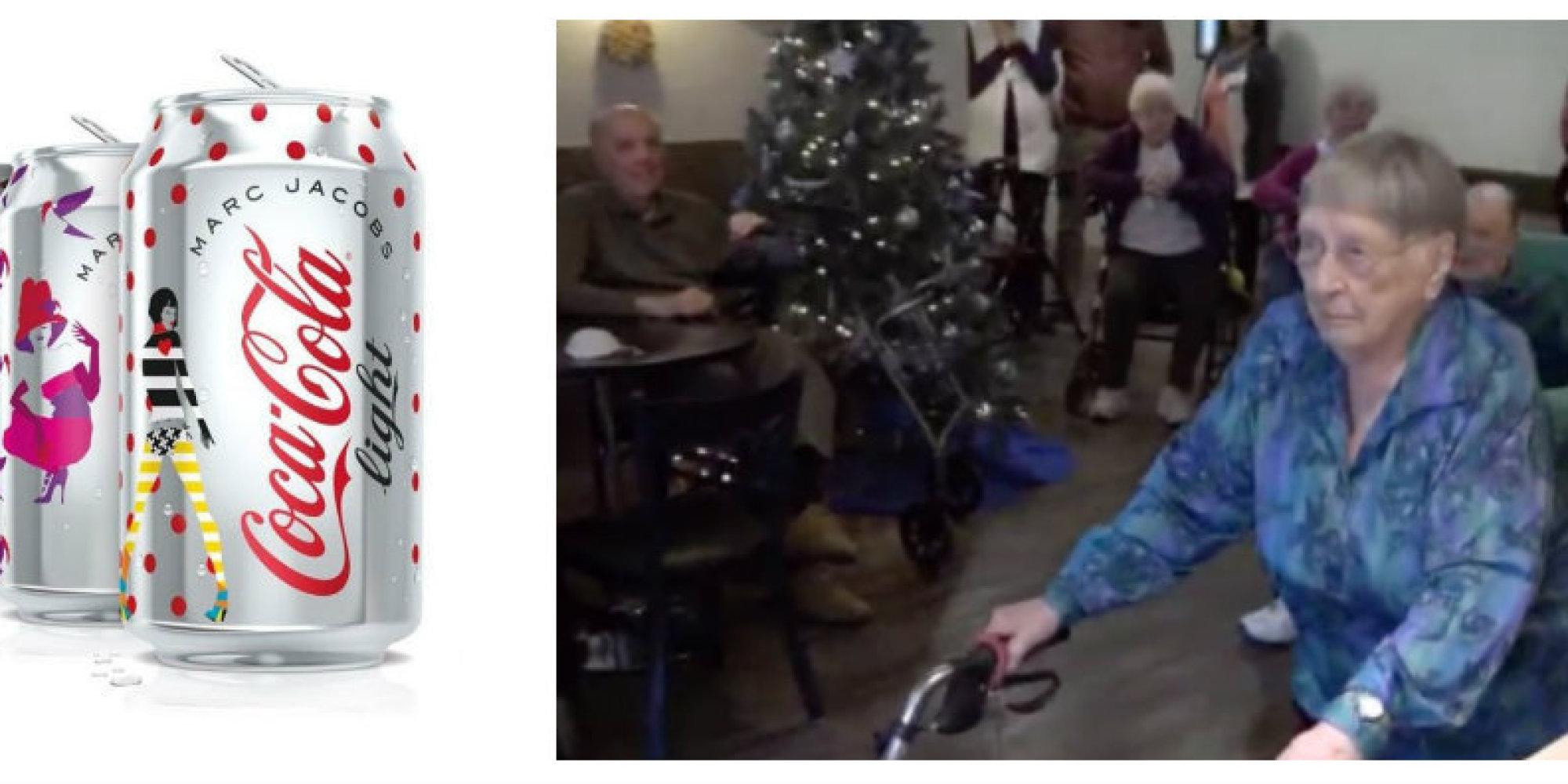 كوكاكولا دايت مفتاحك لحياة أطول : نصيحة من سيدة عمرها 104 سنوات
