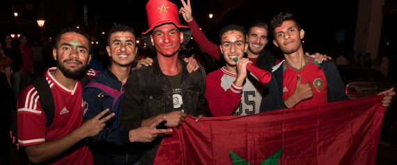 MOROCCO WORLD CUP