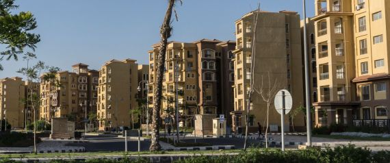 EGYPT COMPOUND BUILDINGS