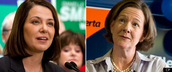 ALBERTA ELECTION 2012 POLL