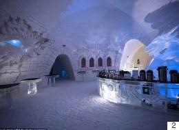هل أنت من محبي Game Of Thrones؟ بإمكانك إذاً التوجه لهذا الفندق الجليدي المستوحى من المسلسل الشهير بتكلفة قليلة (صور)