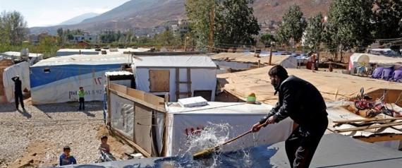 SYRIAN REFUSES LEBANON