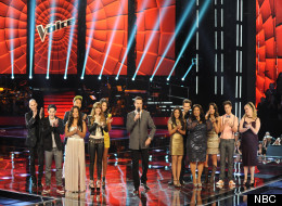 The Voice Elimination