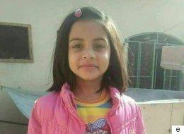 شاهِد اللحظات الأولى التي اصطحب فيها الجاني الطفلة زينب قبل اغتصابها وقتلها ثم إلقائها في صندوق القمامة