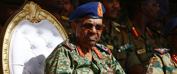 BASHIR WITH HIS MILITARY UNIFORM