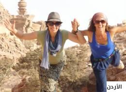 تحت سماء الأردن.. ما تنفرد به الطبيعة بين وادي موسى والنهر المقدس وصخور البتراء الملونة