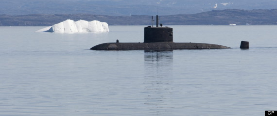Canada Submarine Hmcs Windsor