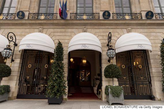paris ritz hotel