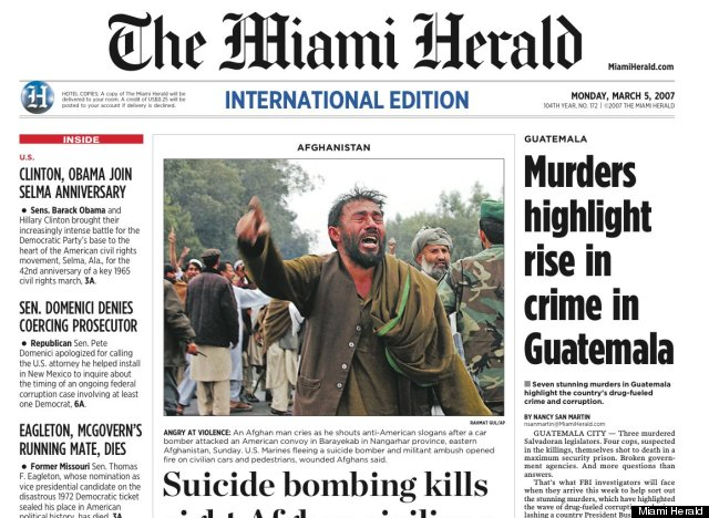 The Miami Herald is South Florida's No.1 source for local news, politics, sports and information. Our online, print and digital products reach more than half of South Florida adults each week.