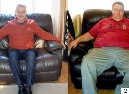 هل تصدق أن هذا الرجل خسر 80 كيلو من وزنه؟ نظام غذائي بسيط وسهل كان سبباً في قلب حياته رأساً على عقب