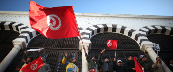 TUNISIA REVOLUTION