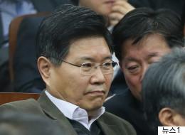 검찰이 '친박' 홍문종 사학재단을 압수수색했다