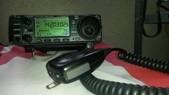 materiel radio transmission