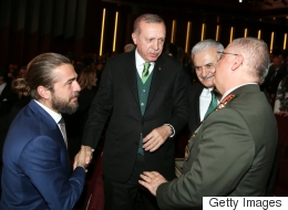 ملحمة انتصر فيها العرب والأتراك على الإنكليز.. أردوغان يحضر العرض التعريفي لمسلسل