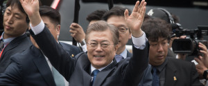 MOON JAE IN ELECTION