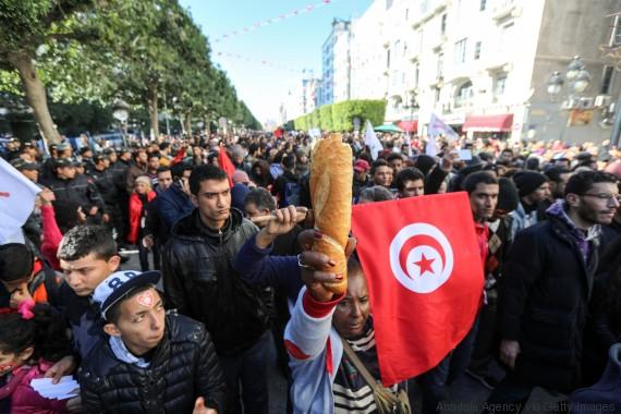 tunisia 14 january