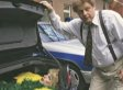 Grandpa Forgets Granddaughter In Trunk Of Car