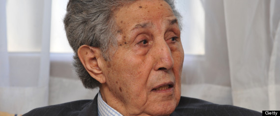 Ahmed Ben Bella Dead
