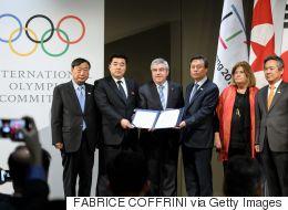 북한의 평창올림픽 참가와 남북 단일팀이 확정됐다