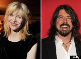 Courtney Love Accuses Dave Grohl