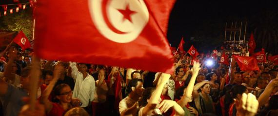 TUNISIANS STREET