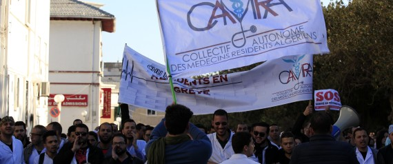 ALGERIA DOCTORS
