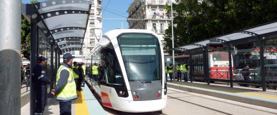 TRANSPORT ALGERIA